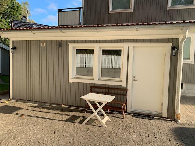 A modern new Studio/apartment in Gothenburg