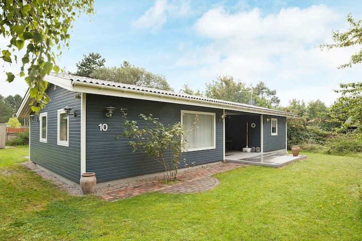 Pleasant Holiday Home in Korsør with Terrace