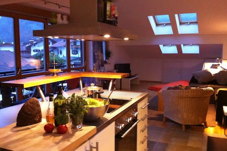 Luftikus - Lodge - ein Ort zum Relaxen! - Leilighet