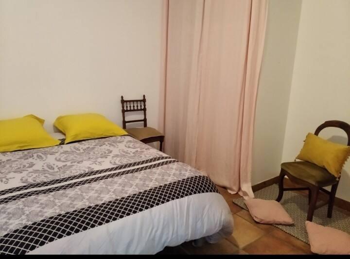 Bergerac, chambre cosy au cœur de ville.