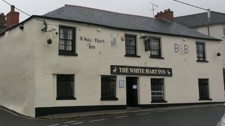 The White Hart Inn Room 9 Double  & Triple rooms