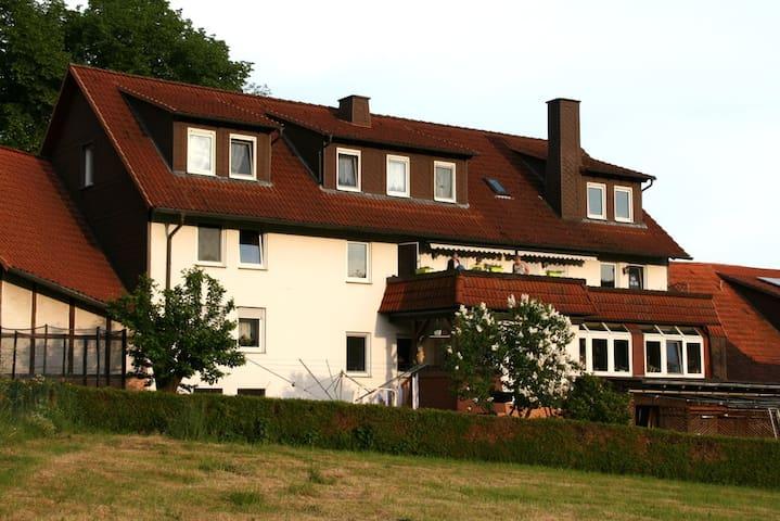 Wohnung Himmelsbreite - Vöhl - Rumah
