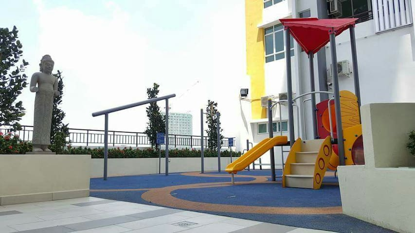 Harmony Homestay @ The Majestic Ipoh - Ipoh - Byt