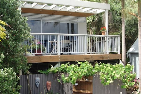 Courtyard Retreat YOUR PLACE ! - Ahipara - Apartament