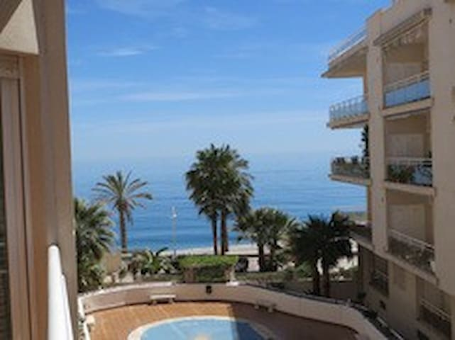 Beachfront Apartment - Castell de Ferro - Appartement