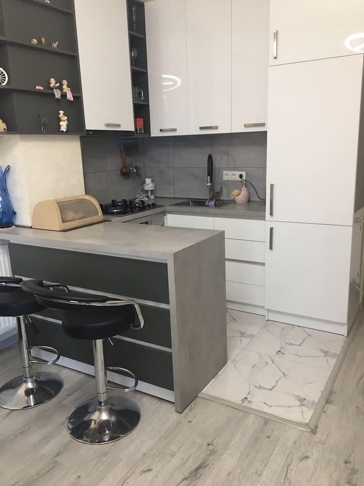 Comfortable apartment at Saburtalo/A.politkovskaya