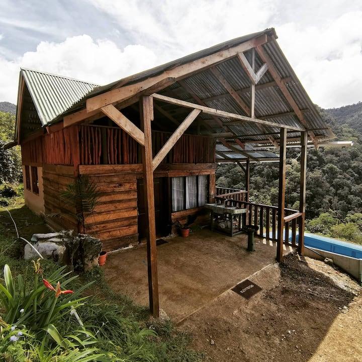 Cabaña El Aguarruz
