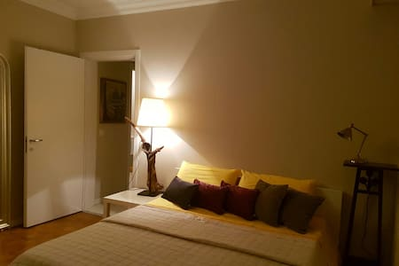 Centralissimo appartamento con terrazzo - Lugano - Appartement