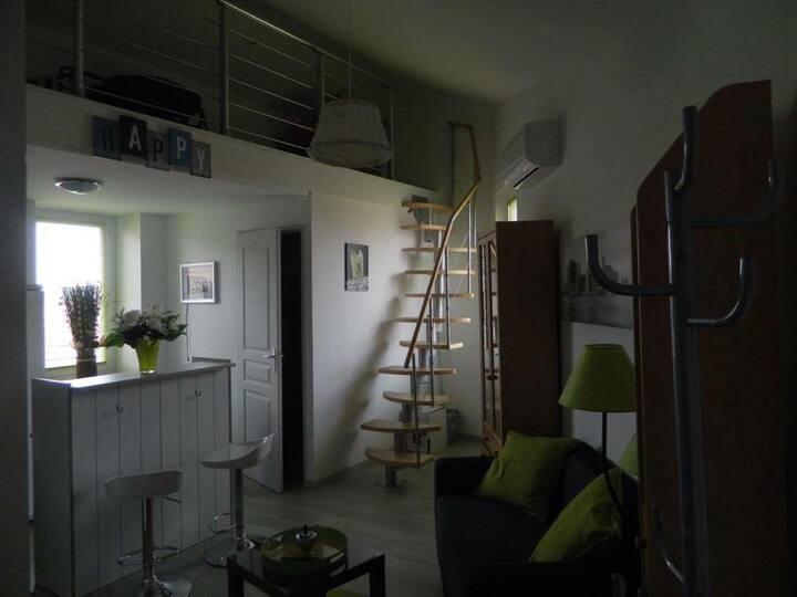 Appartement à louer pour deux ou quatres personnes