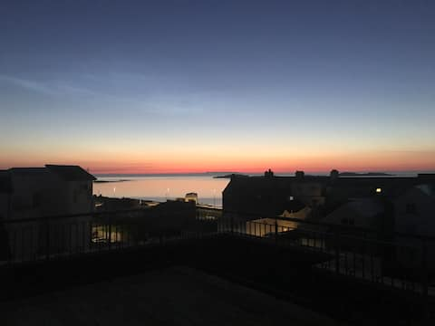 Ramore,Penthouse Duplex, Sea views, Amazing!!