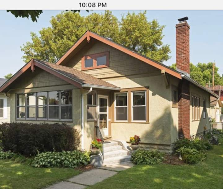 The Mac-Groveland House - Luxury Craftsman home