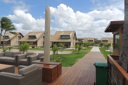 Charmoso Flat Nui Supreme Beach Living - Muro Alto - Ipojuca - Lägenhet