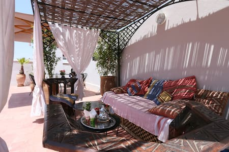 Literary Riad - Hemingway - Wifi Marrakech - Marrakesh - Bed & Breakfast