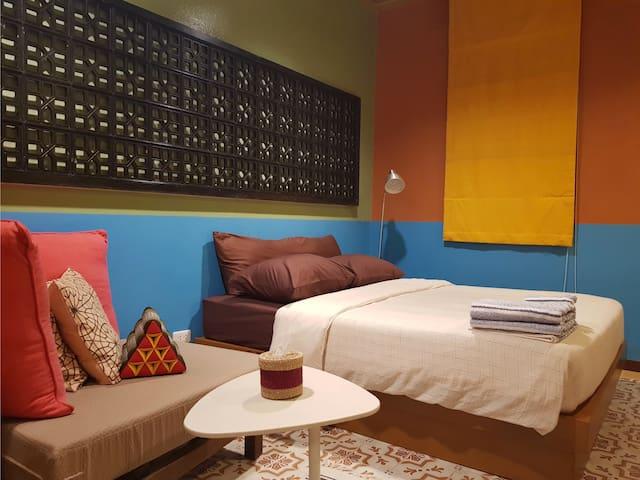 STYLISH  Studio Fully Furnished, Boutique DeSign