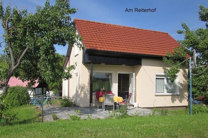 Quaint Holiday Home in Steffenshagen near the Sea