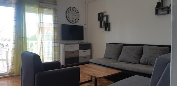 Apartmant 3 (4+2), Novalja