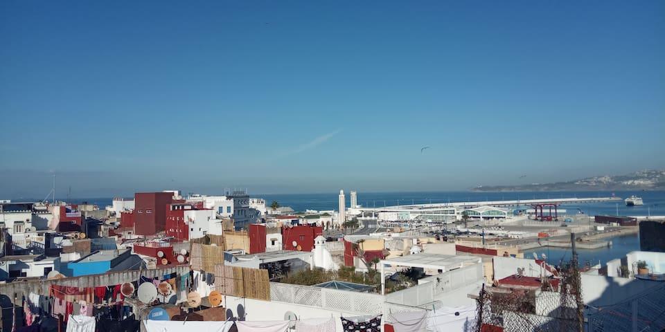 Yori casa old medina, ☀️Sea view