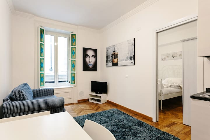 The harmony of Brera - Milano - Apartment