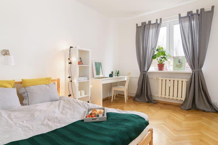 Mieszkanie samodzielne Cosy flat Center of Poznań