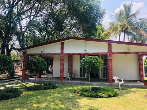 Casa de descanso en Atotonilco