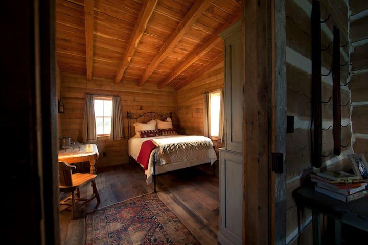 StarHill Farms Hinze Cabin - New Ulm - Kulübe