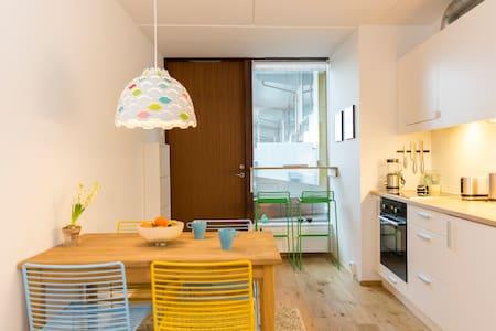 8 HOUSE, Bjarke Ingels - Pis