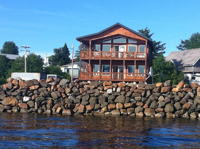 Whale Watch Inn at Mac's Fish Camp, LLC