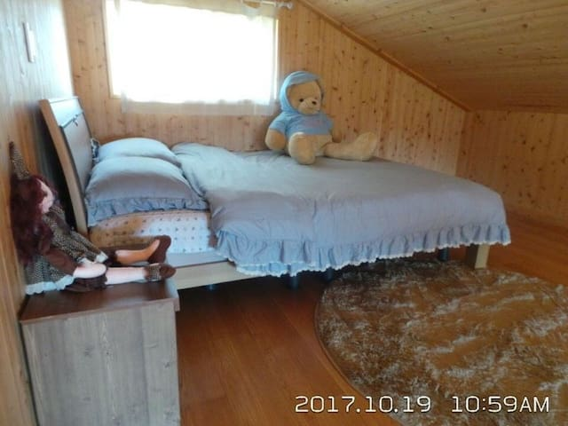 Jeju CUNNY Pension -5 minutes from spa