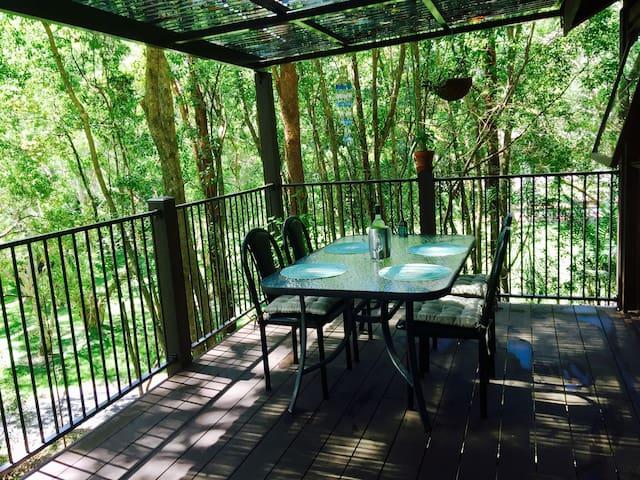 Tanglewood Rainforest Villa - Tanglewood - Talo