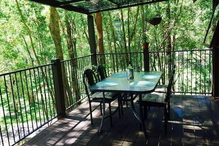 Tanglewood Rainforest Villa - Tanglewood