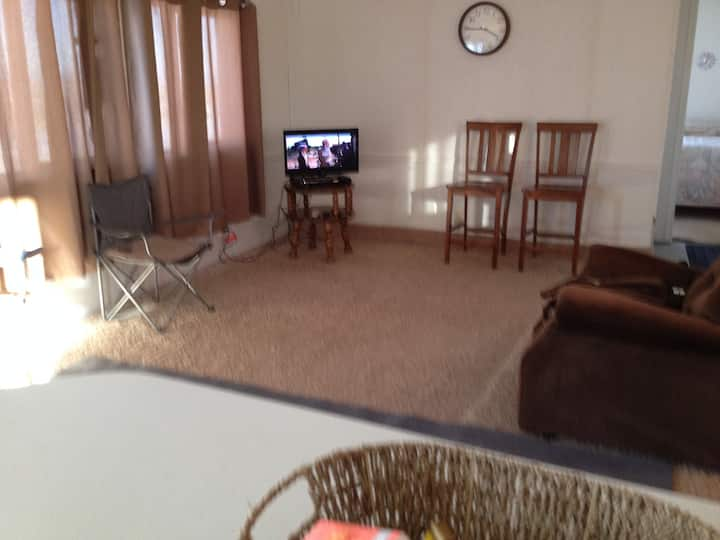 Nice mobile home located on a private ranch.