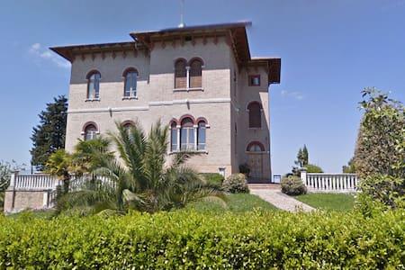 Villa Panoramica San Marcello - Morro d'Alba