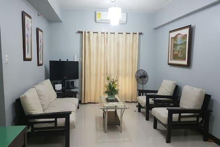 Spacious 2 Bedroom Unit - near NAIA - Pasay