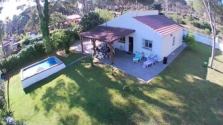 """Villa """"La Mayorazga"""". Acogedora casa de campo."""