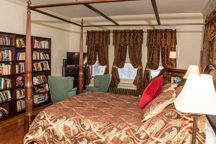 Wonderful spacious suite filled with history!