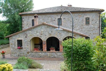 Villa & pool beautifull nature Lake - Proceno