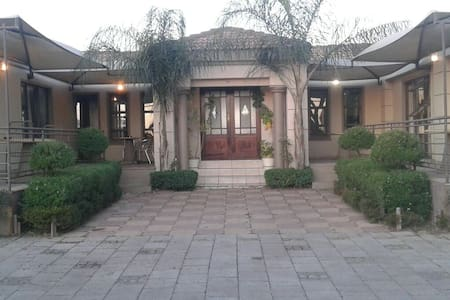 Themba Le Njabulo B & B - Germiston