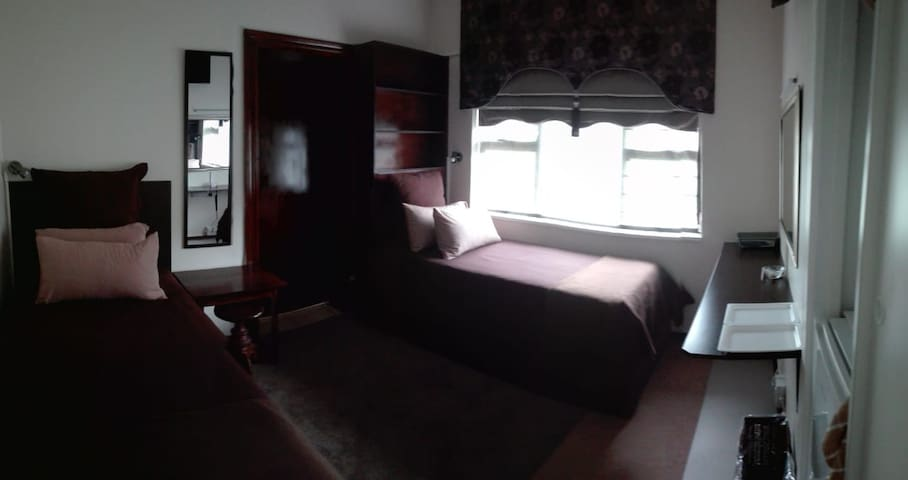 Soeteweide Room No 3 (Self Catering)