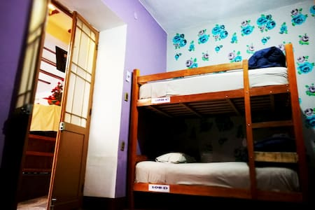 4 bed room