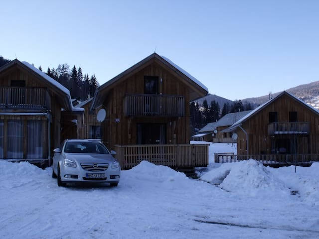 Chalet Milner, cosy chalet in Paal , Austria - Paal - Chalet