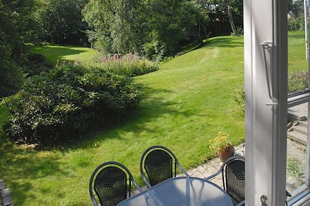 Apartment for 5 persons, in idyllic surroundings