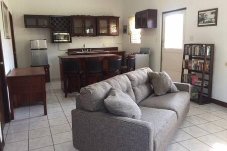 Kiskadee Nest 2 bedroom apartment Belmopan Belize