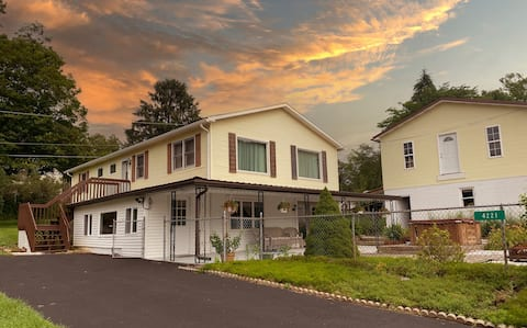 Spruce Creek Suite- private, charming, near PSU