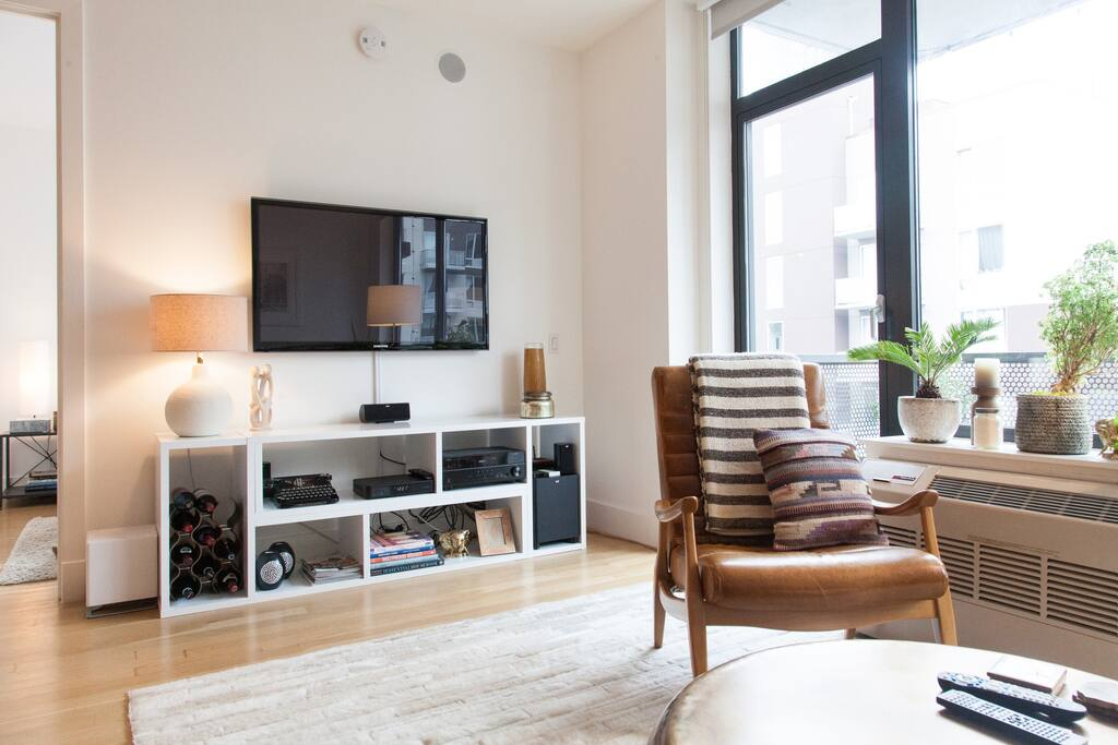 Deluxe Large 1 Bedroom Apt In Williamsburg Nyc Apartments For Rent In Brooklyn New York