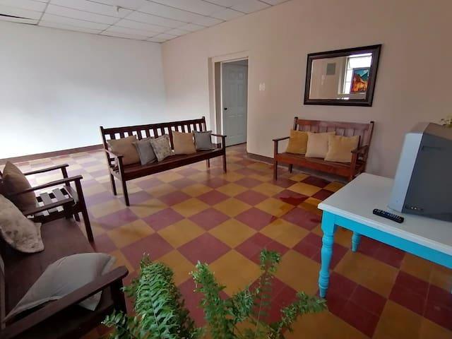 Posada Doña Fide Habitación #1 Primer Nivel
