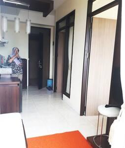 For Rent  Apartemen the Edge Baros nyaman lengkp