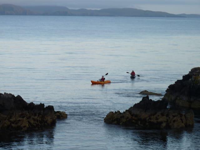 Seabarn, Hillswick Shetland Islands
