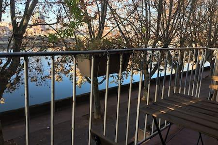 Studio hypercentre avec superbe vue sur la Garonne - Toulouse
