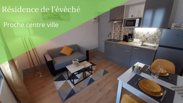 appartement 2 pieces tout confort