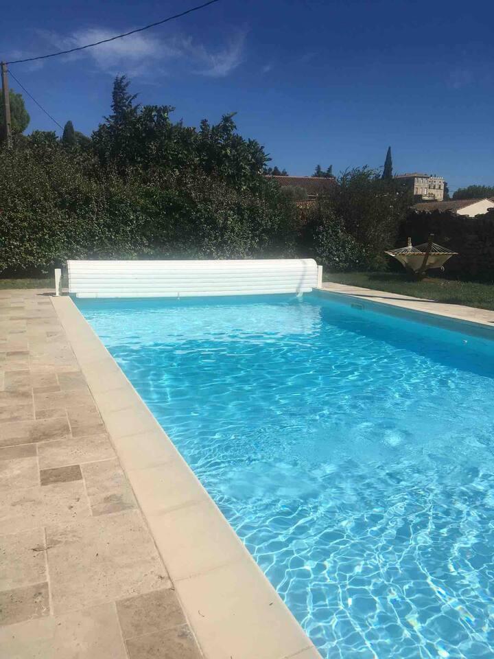 La piscine 5 x 10
